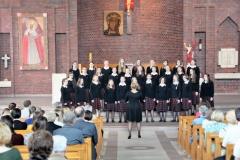 Kocert chóru dziewczęcego Skowronki