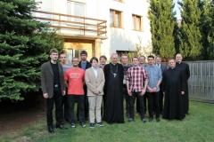 Poświęcenie Kolegium Akademickiego św. Benedykta