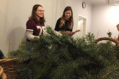 """DM """"ku Górze"""" przygotowała świąteczne upominki dla chorych naszej parafii"""