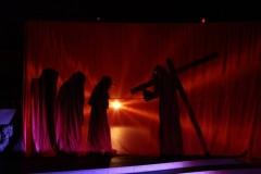Droga Krzyżowa - teatr cieni