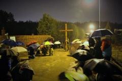 Droga Krzyżowa z Harcerzami