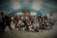 Góra Tabor - spotkanie młodych