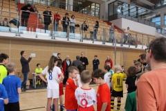Mikołajkowy Turniej Piłki Nożnej