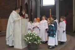 Msza rocznicowa Wczesnej Komunii Świętej
