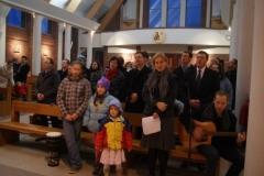 Msza św. dla nowych kręgów Domowego Kościoła