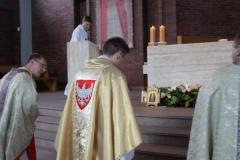 Msza św. Prymicyjna Ks. Vadzima
