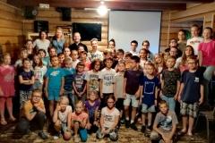 Obóz letni dzieci cz.I