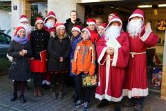 Pomocnicy św. Mikołaja 2015
