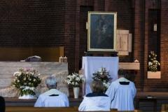Pożegnanie obrazu św. Józefa