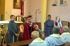 Przedstawienie o kardynale A. Hlondzie w Puszczykowie