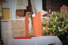 Rozpoczęcie peregrynazji Obrazu Jezusa Miłosiernego