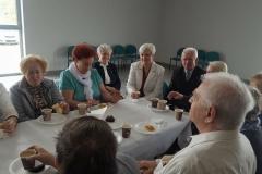 Spotkanie Bp Damiana Bryla z seniorami
