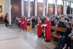 Wprowadzenie w posługę ministranta