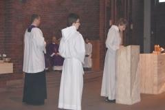 Wprowadzenie w posługę ministranta i lektora